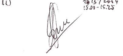 tanda tangan Brian Al-Bahr